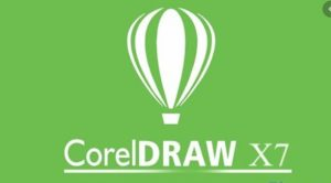 Corel DRAW X7 Crack Windows 7, 8, 8.1 (32-64bit)