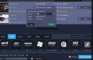 Movavi Video Converter Crack + Activation Key Free