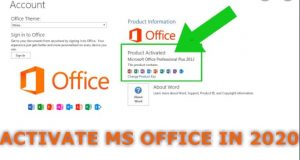 Microsoft Office 2020 Crack + Product Key Free Download (100%)