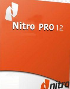 Nitro Pro 12 Crack + Activation Key Full Version (64/32-bit)