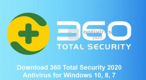 360 Total Security License Key + Full Crack 2021