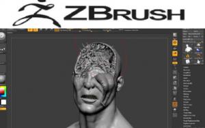 Pixologic ZBrush 2021.5.1 Crack & License Key {Torrent}