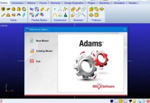 MSC ADAMS 2021 Crack & License Key Download {Full}