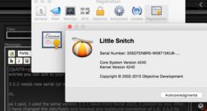 Little Snitch 5.1.2 Crack + License Key [32/64 Bit]