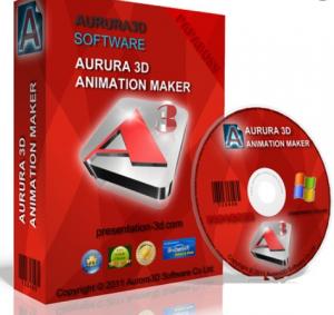 Aurora 3d Animation Maker Crack + Keygen Key Free Download